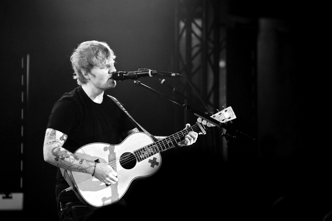 Ed Sheeran (one ticket)